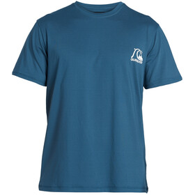 Quiksilver Heritage T-shirt Surf Homme, majolica blue